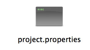 ProjectProperties